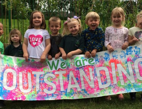 Oak Tree Garstang is Ofsted Outstanding!