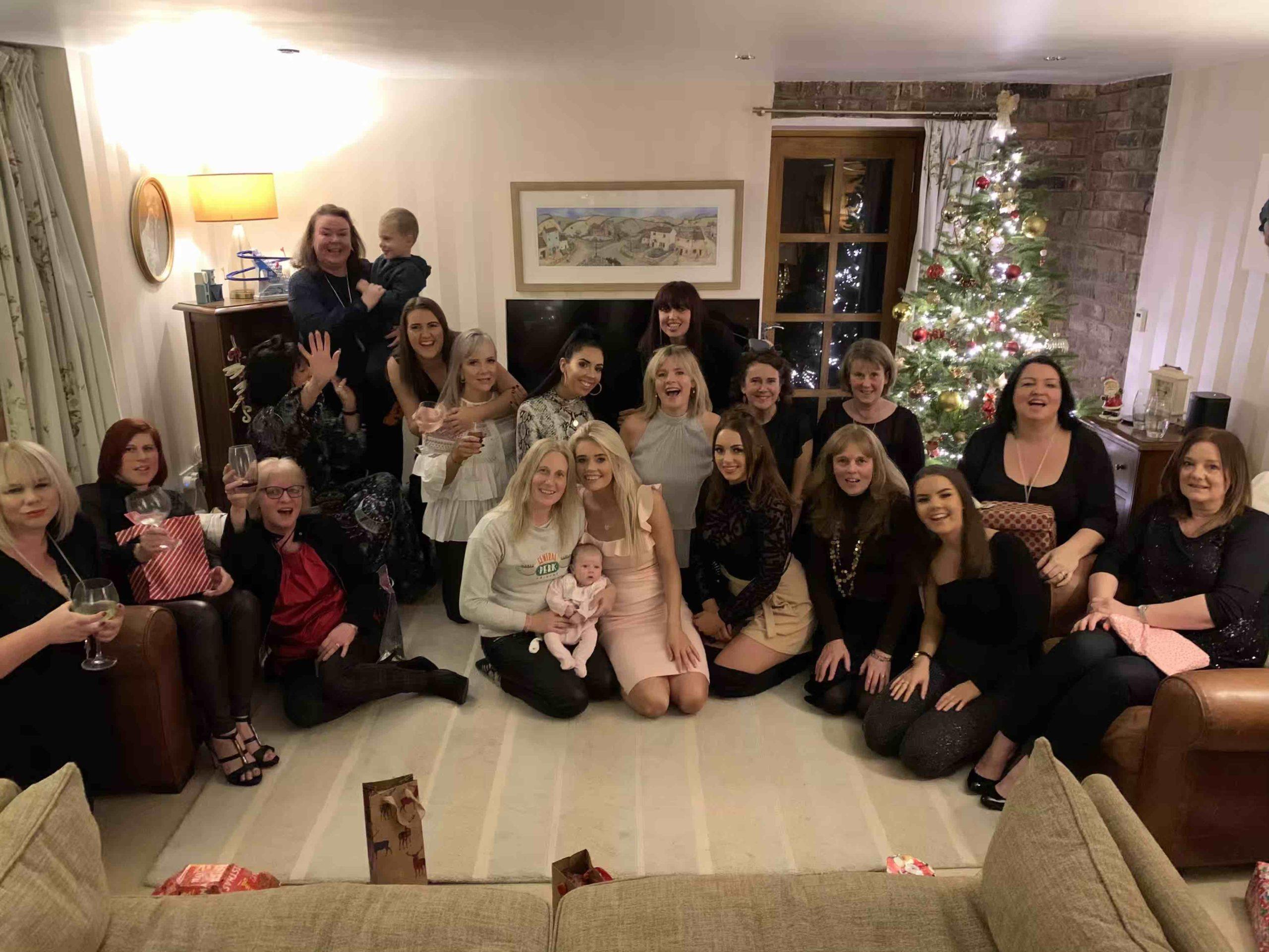 Oak Tree Christmas Party