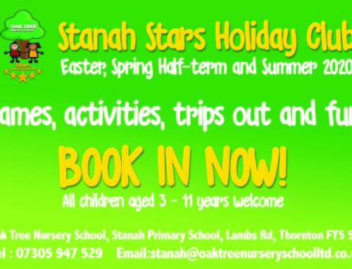 Stanah Stars Holiday Club