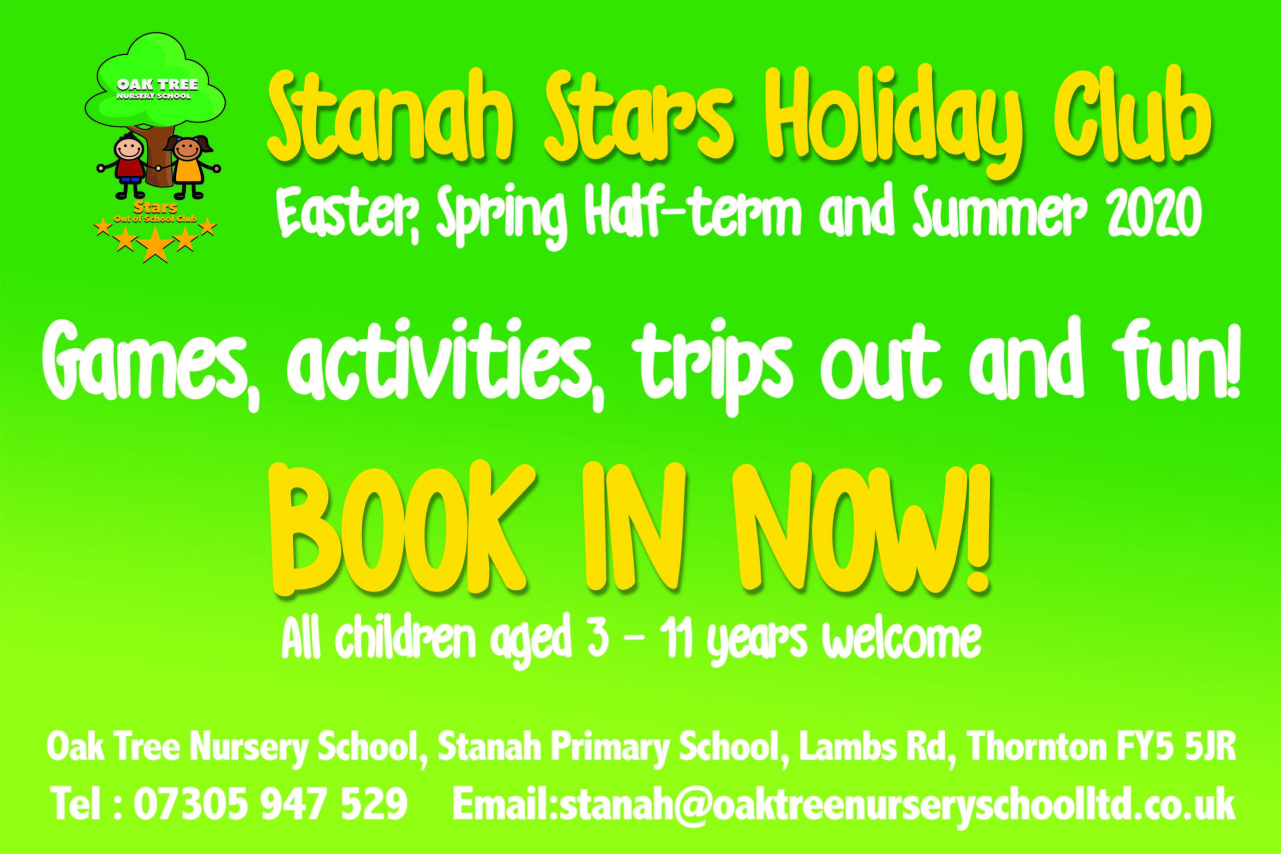 Stanah holiday club